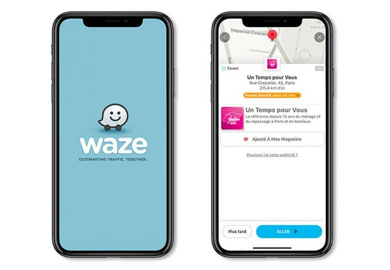 Présentation Waze