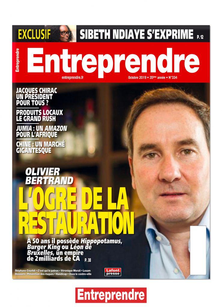 présentation Entreprendre Magazine