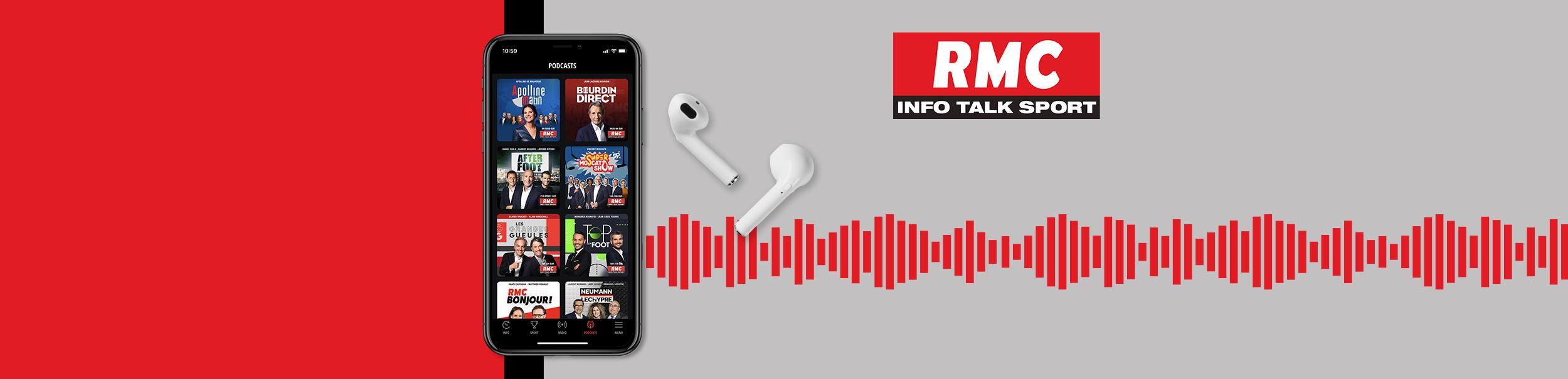 Offre radio RMC